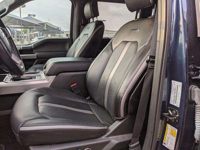2018 Ford F-150 SuperCrew Cab 4x4, Pickup #JFD60455 - photo 12