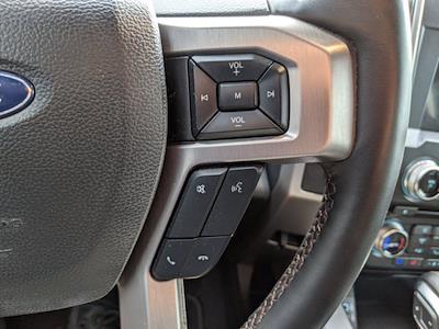 2018 Ford F-150 SuperCrew Cab 4x4, Pickup #JFD60455 - photo 10