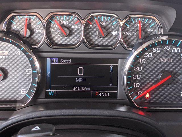 2018 Chevrolet Silverado 1500 Crew Cab 4x4, Pickup #JG254492 - photo 11