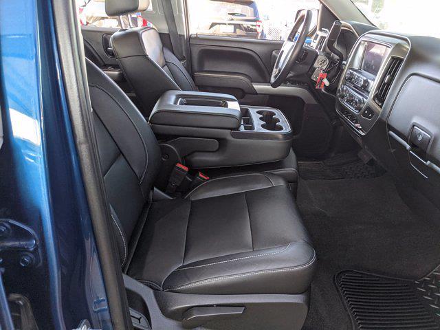 2018 Chevrolet Silverado 1500 Crew Cab 4x4, Pickup #JG254492 - photo 17