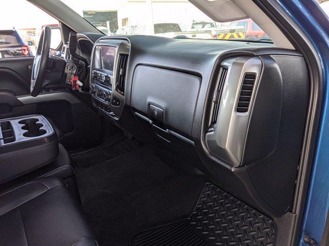 2018 Chevrolet Silverado 1500 Crew Cab 4x4, Pickup #JG254492 - photo 18