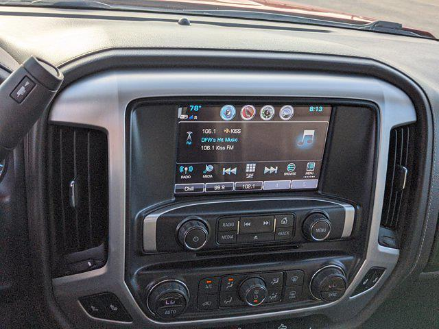 2018 Sierra 1500 Crew Cab 4x4,  Pickup #JG555144 - photo 10