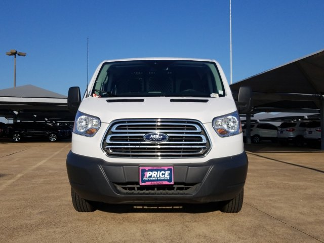 2018 Transit 250 Low Roof 4x2,  Empty Cargo Van #JKB16688 - photo 4