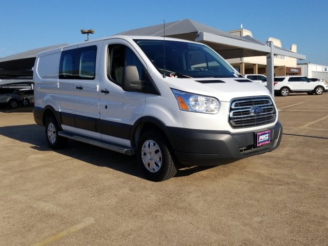 2018 Transit 250 Low Roof 4x2,  Empty Cargo Van #JKB16688 - photo 5
