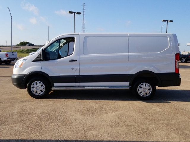 2018 Transit 250 Low Roof 4x2,  Empty Cargo Van #JKB16688 - photo 9