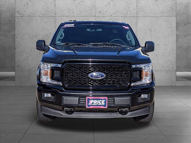 2018 Ford F-150 SuperCrew Cab 4x4, Pickup #JKD02493 - photo 1