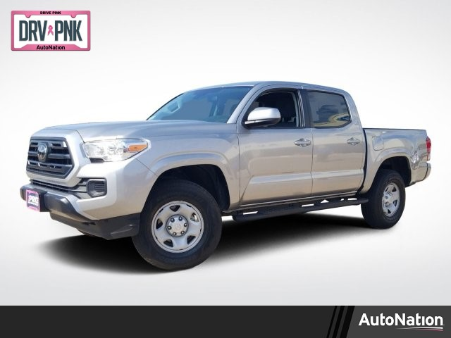 2018 Tacoma Double Cab 4x2,  Pickup #JX117927 - photo 1