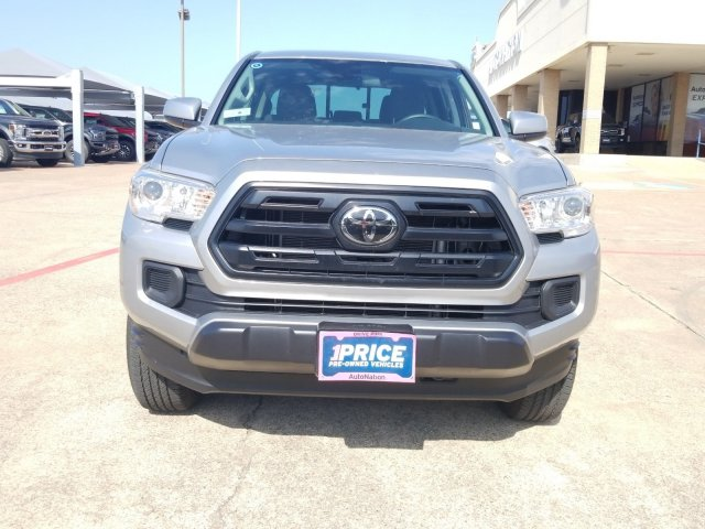 2018 Tacoma Double Cab 4x2,  Pickup #JX117927 - photo 3