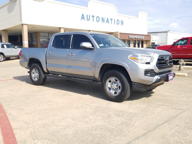 2018 Tacoma Double Cab 4x2,  Pickup #JX117927 - photo 4