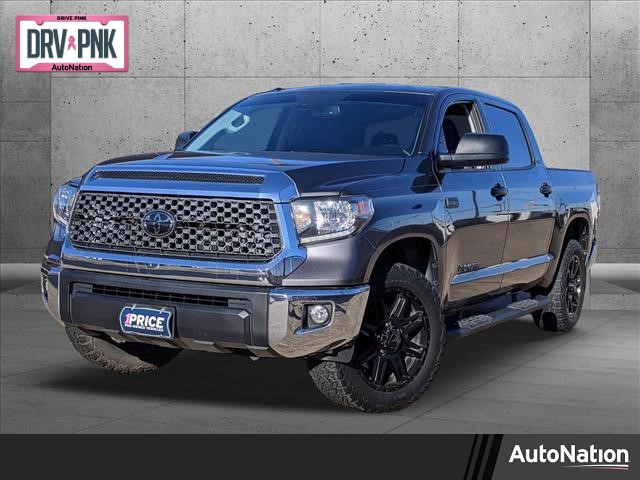 2018 Toyota Tundra Crew Cab 4x2, Pickup #JX239882 - photo 1