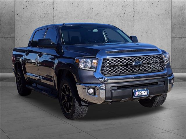 2018 Toyota Tundra Crew Cab 4x2, Pickup #JX239882 - photo 4