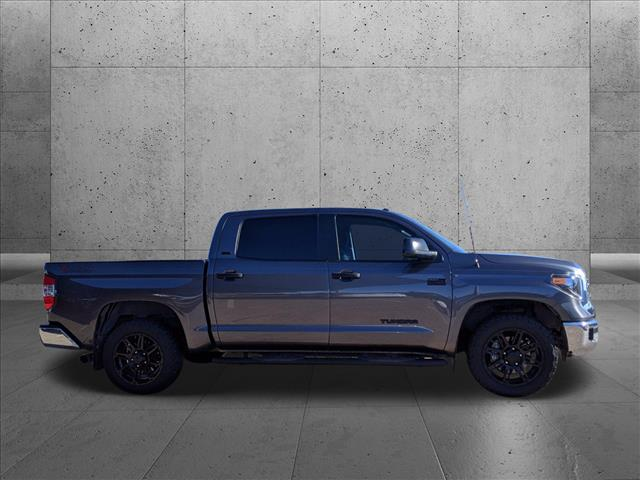 2018 Toyota Tundra Crew Cab 4x2, Pickup #JX239882 - photo 5