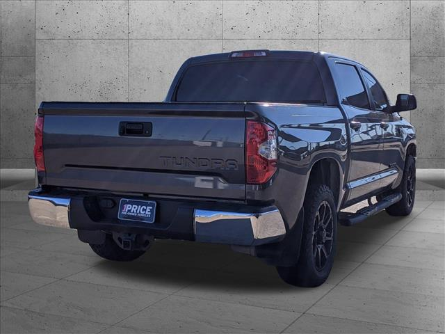 2018 Toyota Tundra Crew Cab 4x2, Pickup #JX239882 - photo 6