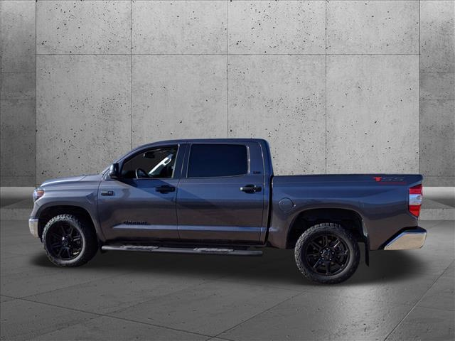 2018 Toyota Tundra Crew Cab 4x2, Pickup #JX239882 - photo 8