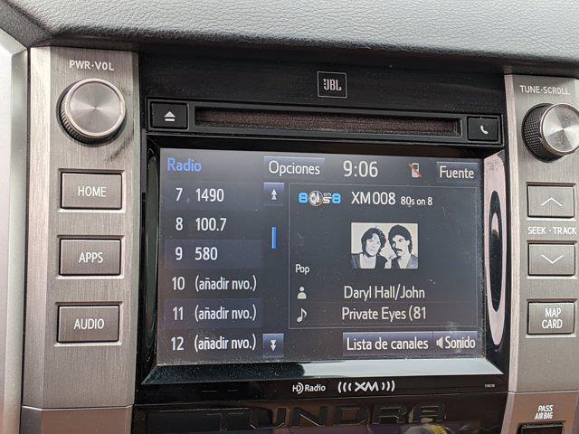 2018 Toyota Tundra Crew Cab 4x4, Pickup #JX719556 - photo 9