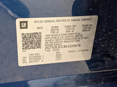 2019 GMC Sierra 1500 Double Cab 4x4, Pickup #K1223676 - photo 24