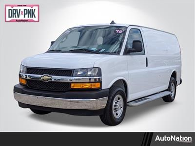 2019 Chevrolet Express 2500 4x2, Empty Cargo Van #K1279235 - photo 1
