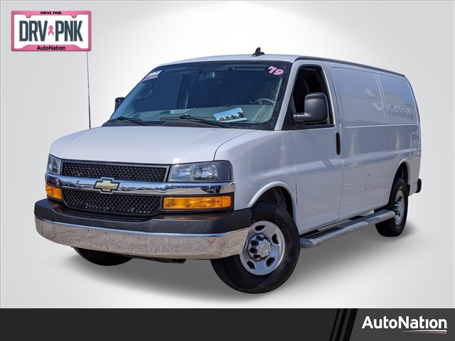 2019 Chevrolet Express 2500 4x2, Empty Cargo Van #K1308070 - photo 1
