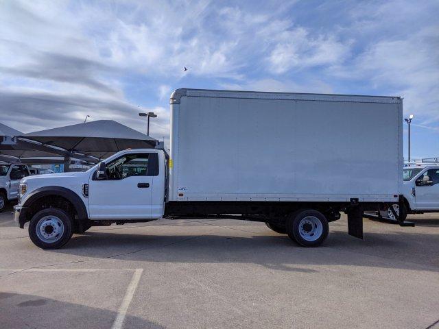 2019 F-550 Regular Cab DRW 4x2, Smyrna Truck Aluminum Dry Freight #KDA27337 - photo 6