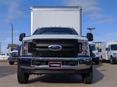 2019 F-550 Regular Cab DRW 4x2, Smyrna Truck Aluminum Dry Freight #KDA27337 - photo 7