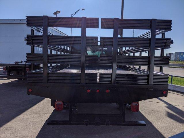 2019 F-550 Regular Cab DRW 4x2, Smyrna Truck Stake Bed #KDA27338 - photo 8