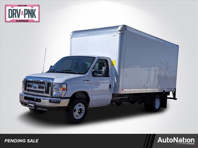 2019 E-450 4x2, Smyrna Truck Cutaway Van #KDC42676 - photo 1