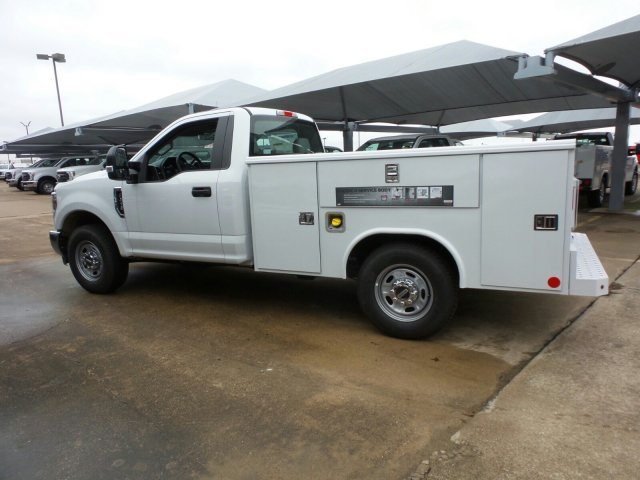 2019 F-250 Regular Cab 4x2,  Reading Classic II Steel Service Body #KEC58758 - photo 3