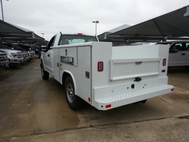 2019 F-250 Regular Cab 4x2,  Reading Classic II Steel Service Body #KEC58758 - photo 2