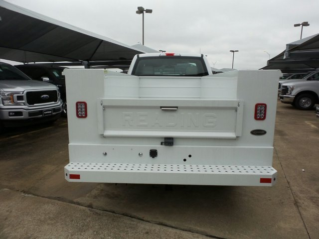 2019 F-250 Regular Cab 4x2,  Reading Classic II Steel Service Body #KEC58758 - photo 4