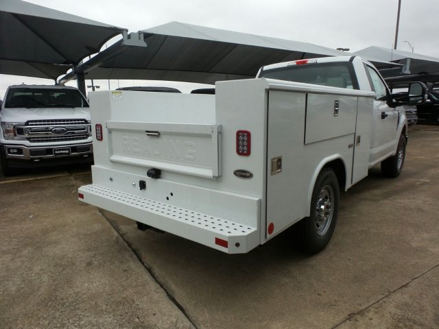 2019 F-250 Regular Cab 4x2,  Reading Classic II Steel Service Body #KEC58758 - photo 5