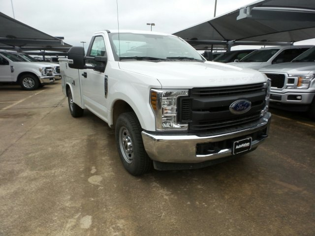 2019 F-250 Regular Cab 4x2,  Reading Classic II Steel Service Body #KEC58758 - photo 7