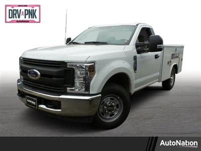 2019 F-250 Regular Cab 4x2,  Reading Classic II Steel Service Body #KEC58758 - photo 1