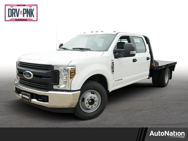 2019 F-350 Regular Cab DRW 4x2,  CM Truck Beds Platform Body #KED03404 - photo 1