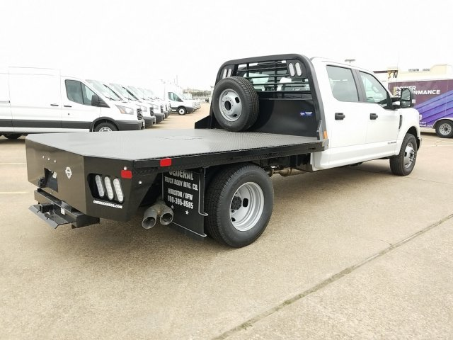 2019 F-350 Regular Cab DRW 4x2,  CM Truck Beds RD Model Platform Body #KED03404 - photo 5