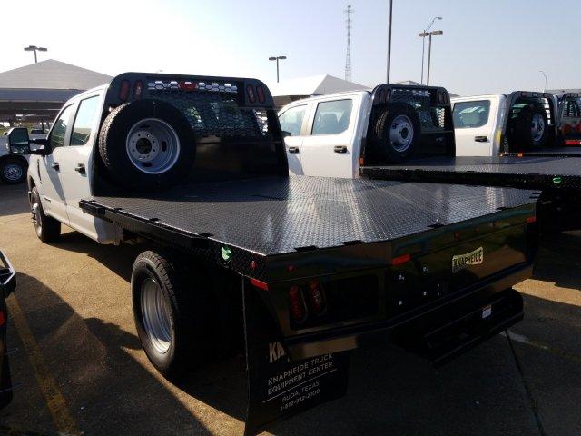 2019 F-350 Crew Cab DRW 4x2,  Knapheide PGNB Gooseneck Platform Body #KED72490 - photo 16