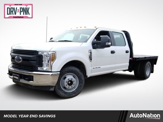 2019 F-350 Crew Cab DRW 4x2,  Knapheide Platform Body #KED72545 - photo 1