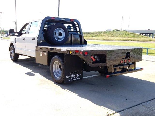 2019 F-350 Crew Cab DRW 4x2,  Smyrna Truck Platform Body #KEE28783 - photo 1