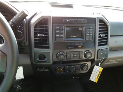 2019 F-350 Crew Cab DRW 4x2,  Smyrna Truck Platform Body #KEE28783 - photo 11