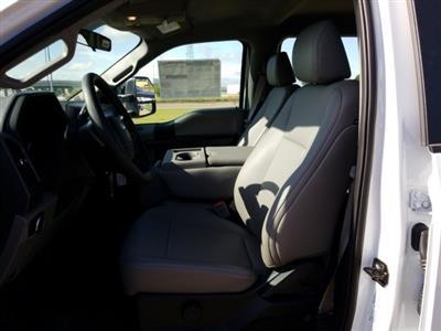 2019 F-350 Crew Cab DRW 4x2,  Smyrna Truck Platform Body #KEE28783 - photo 14