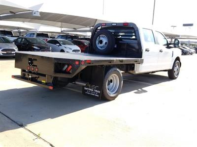 2019 F-350 Crew Cab DRW 4x2,  Smyrna Truck Platform Body #KEE28783 - photo 5