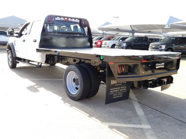 2019 F-450 Crew Cab DRW 4x4,  Knapheide Platform Body #KEE60526 - photo 1