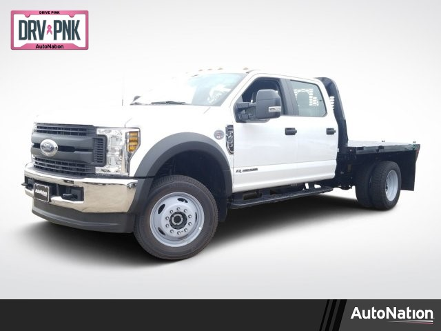2019 F-450 Crew Cab DRW 4x4,  Knapheide Platform Body #KEE69012 - photo 1