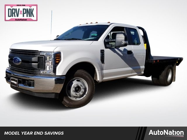 2019 F-350 Super Cab DRW 4x2,  Cadet Western Platform Body #KEE93334 - photo 1