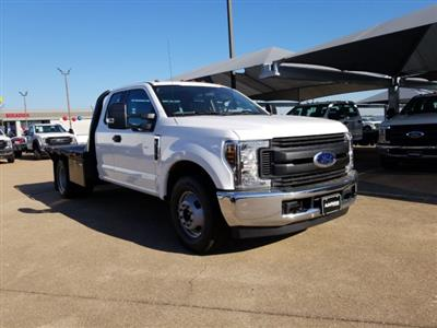 2019 F-350 Super Cab DRW 4x2,  Cadet Western Platform Body #KEE93334 - photo 8