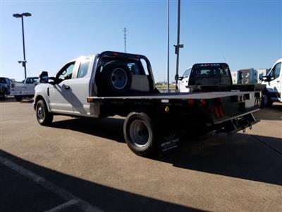 2019 F-350 Super Cab DRW 4x2,  Cadet Western Platform Body #KEE93334 - photo 2