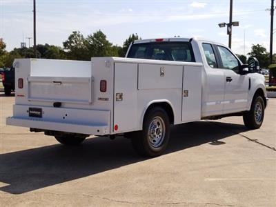 2019 F-250 Super Cab 4x2, Reading Classic II Steel Service Body #KEF61702 - photo 7