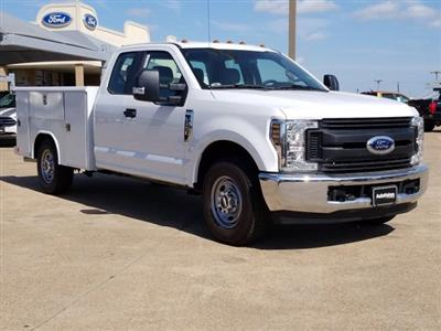 2019 Ford F-250 Super Cab 4x2, Reading Classic II Steel Service Body #KEF61702 - photo 12