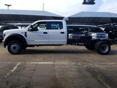 2019 F-450 Crew Cab DRW 4x2,  Cab Chassis #KEF64418 - photo 3