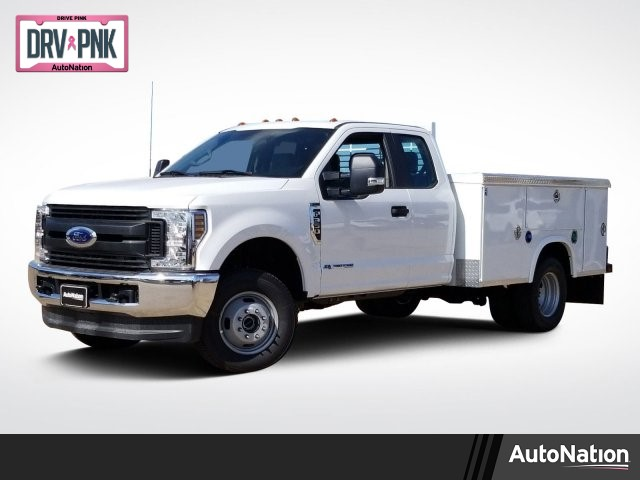 2019 F-350 Super Cab DRW 4x4,  Royal Service Body #KEF85936 - photo 1