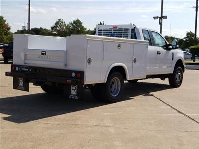 2019 F-350 Super Cab DRW 4x4,  Royal Service Body #KEF85936 - photo 3